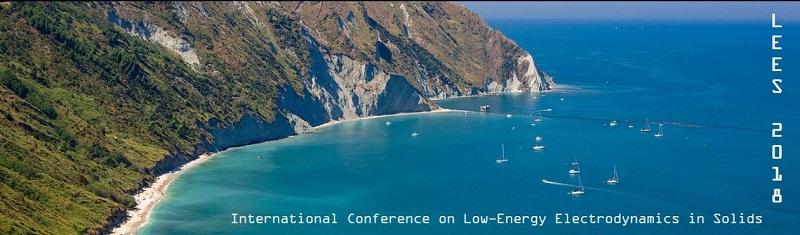 LEES 2018 - International Conference on Low-Energy Electrodynamics in Solids
