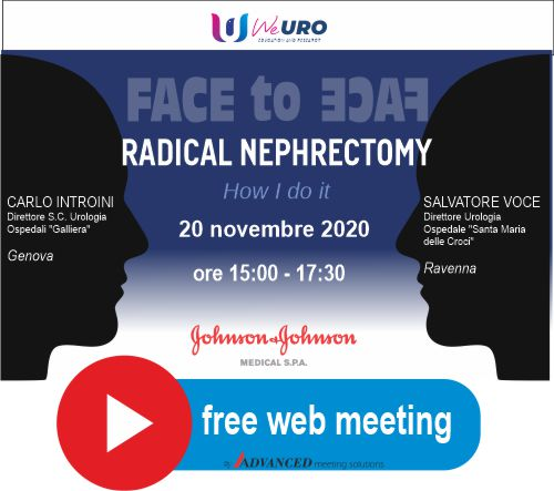 FACE to FACE: RADICAL NEPHRECTOMY